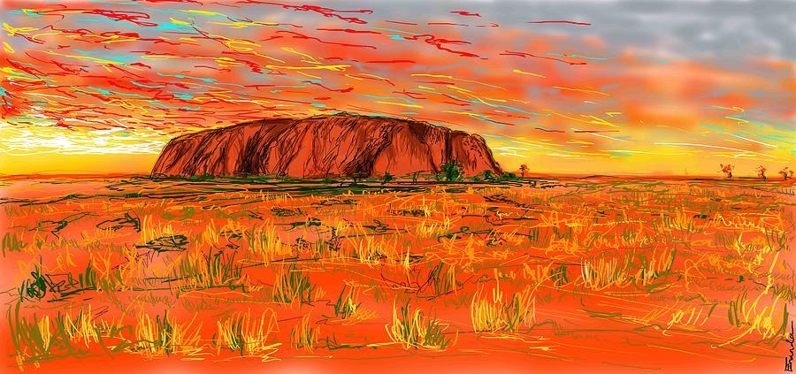 Australia Decor Art