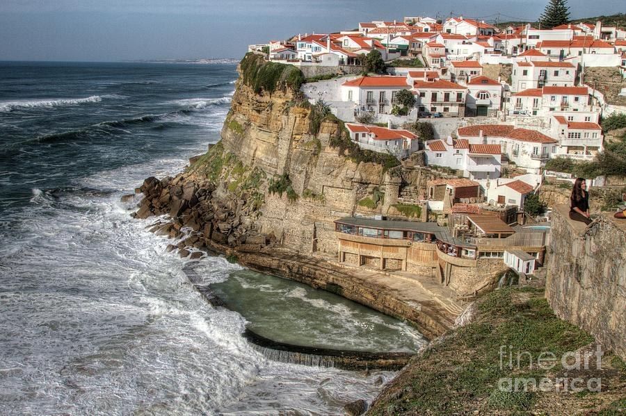 Azenhas Do Mar Photograph
