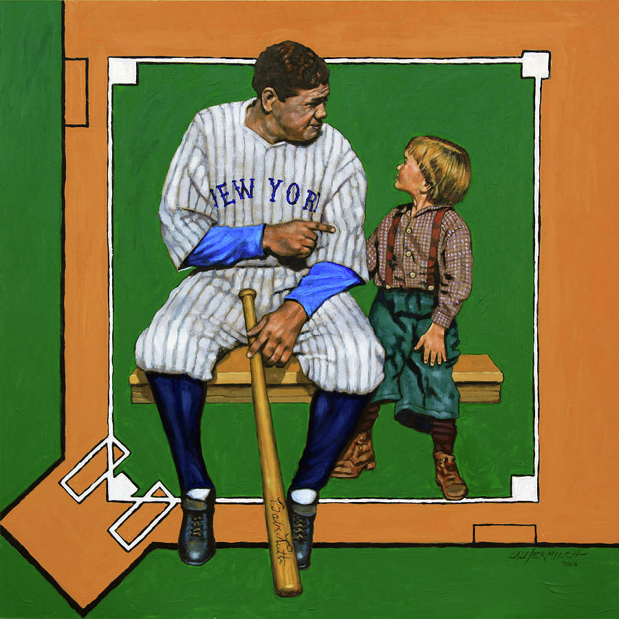 Babe Ruth Parlando