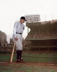 Babe Ruth Photograph - Babe Ruths Final Appearance by Ralph Morse