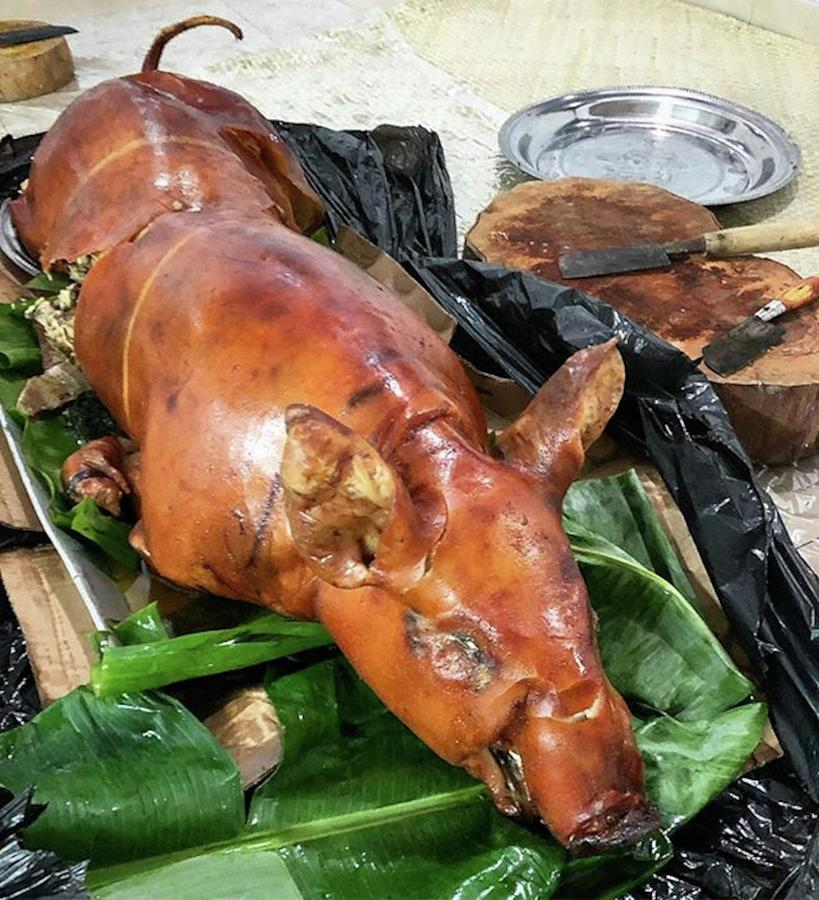 Babi Guling - Suckling Pig Photograph by Arya Swadharma