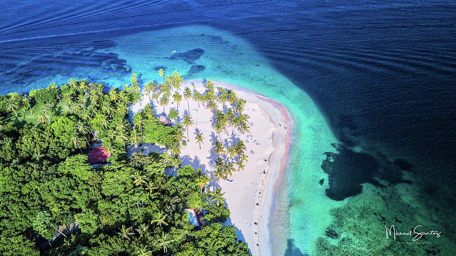 Samana Photograph - Bacardi Beach by Michael Santos