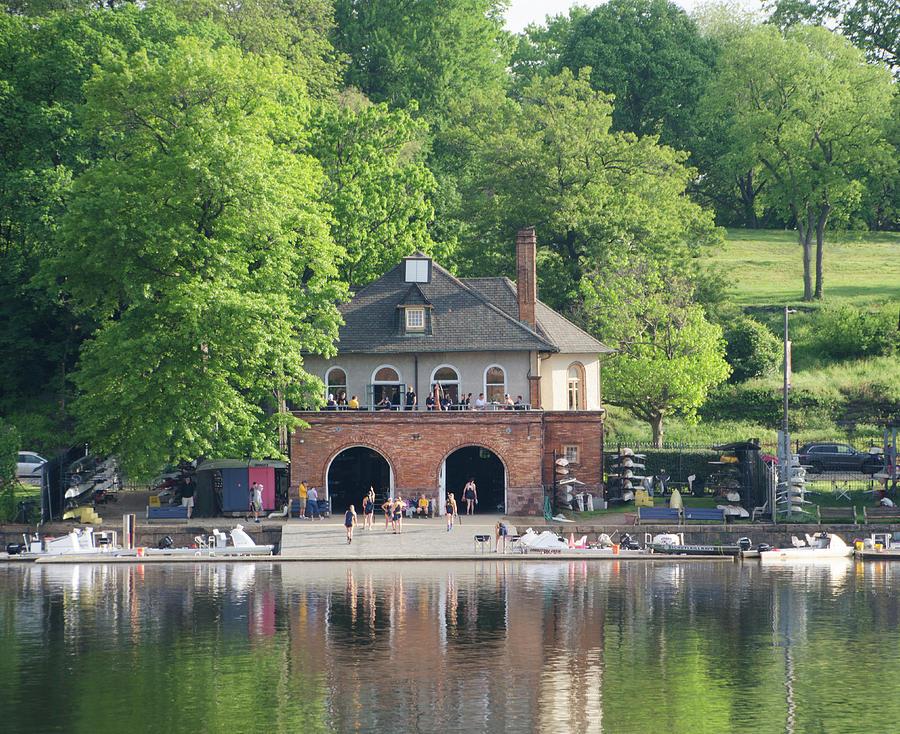 Bachelors Barge Club - Boathouse Row Philadelphia