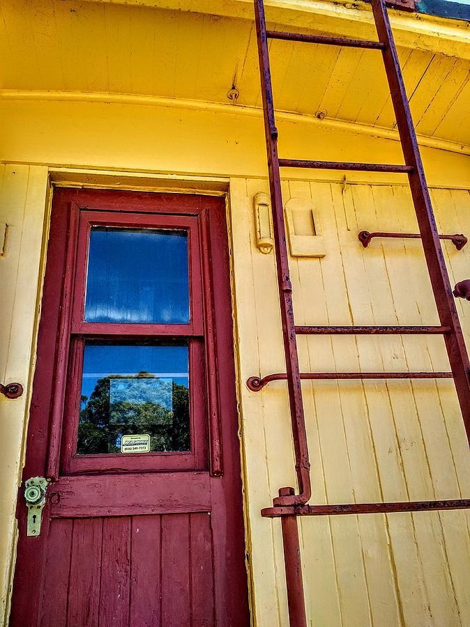 Back Door by TJ Scar