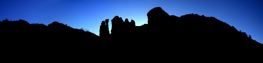Sedona Photograph - Back O Beyond by David Sunfellow