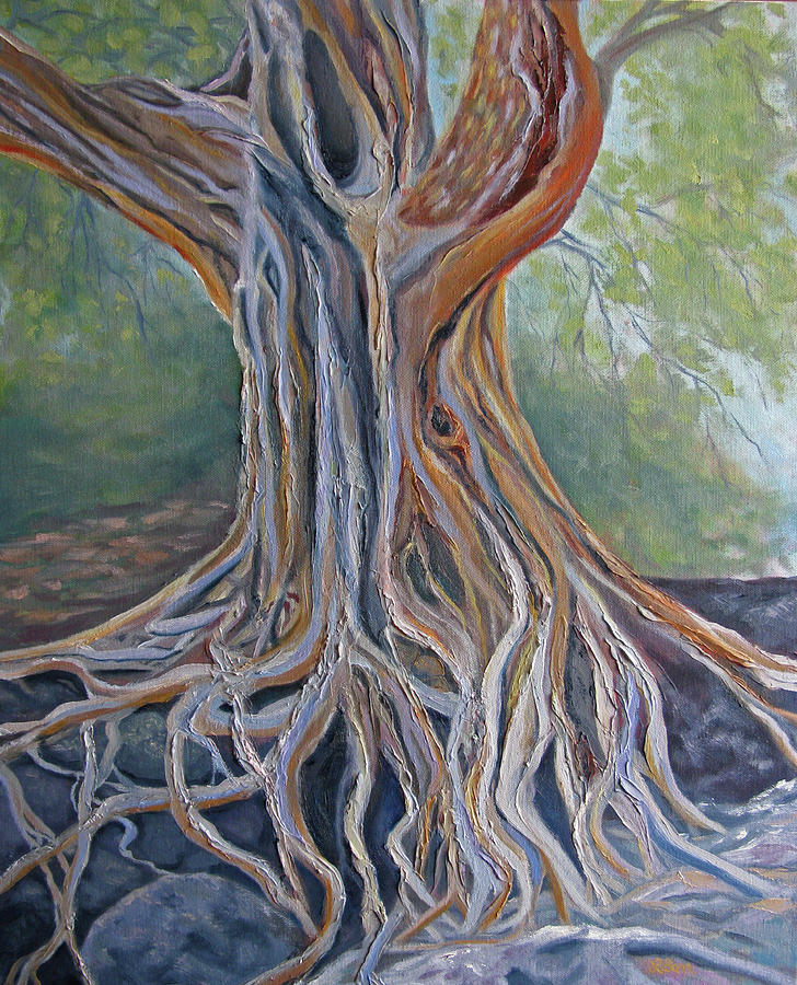 Back to My Roots by Lisa Barr