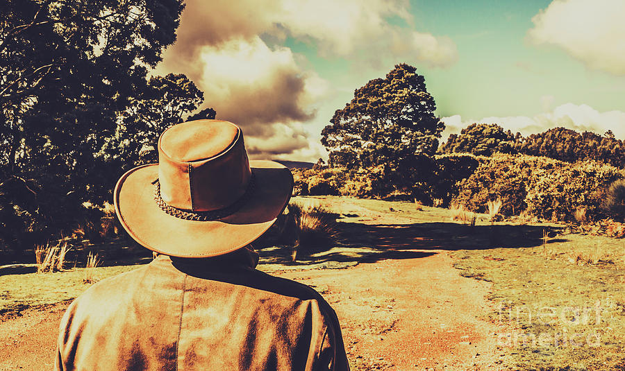 Farmer Photograph - Back To The Countryside by Jorgo Photography - Wall Art Gallery