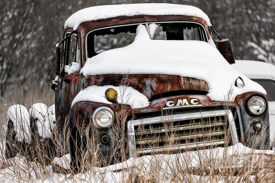 Brad Allen Photograph - Backlot Treasure by Brad Allen Fine Art