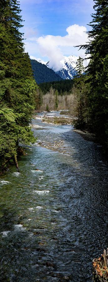 Tim Photograph - Bacon Creek Longshot by Tim Dussault