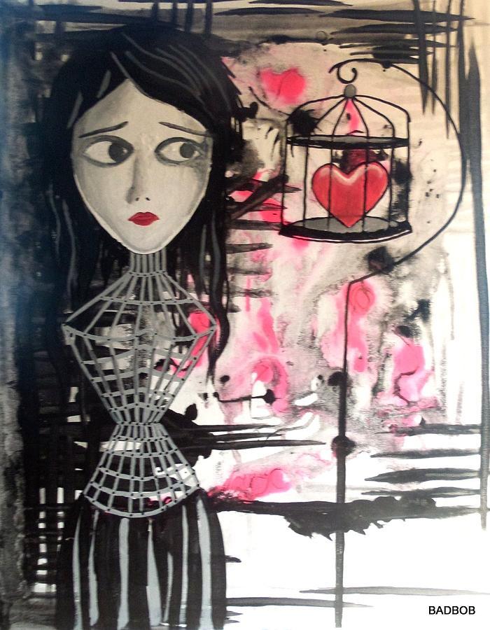 badheart by Robert Francis