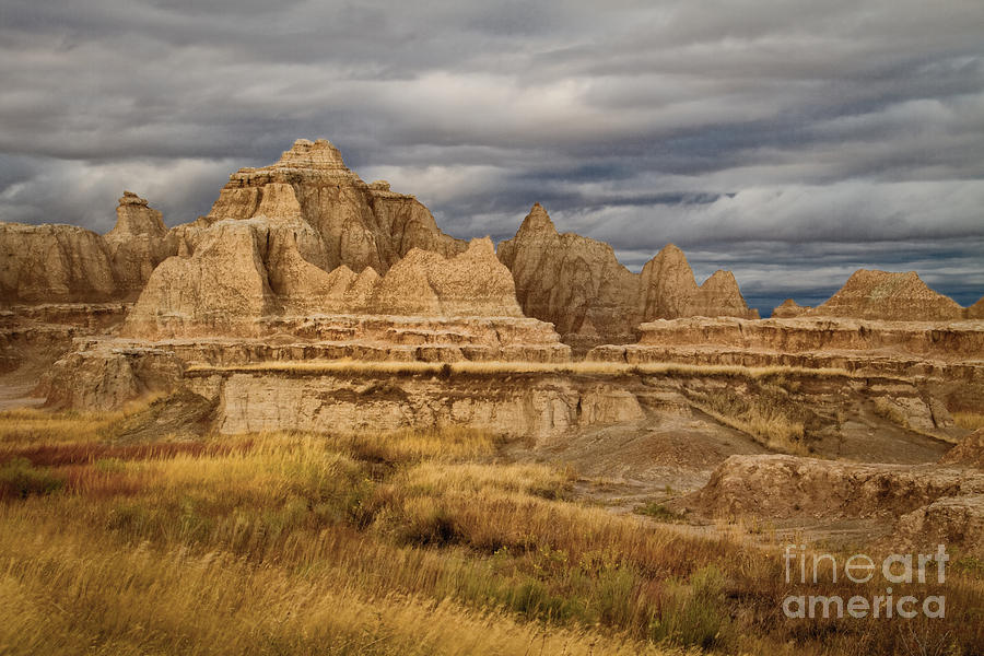 BADLANDS by Alice Cahill