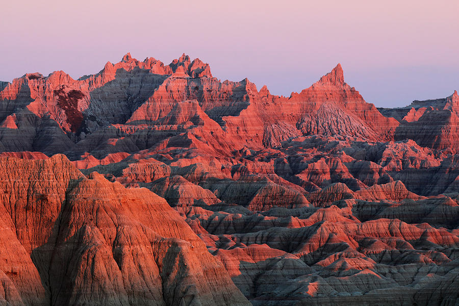 Badlands Dreaming by Nicholas Blackwell