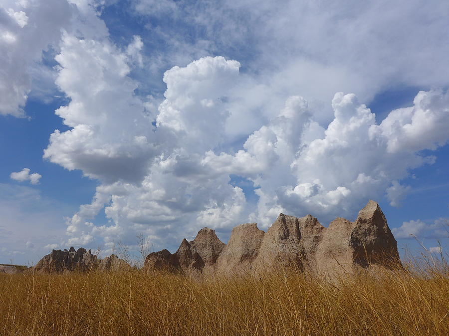 Badlands by Keith McGill