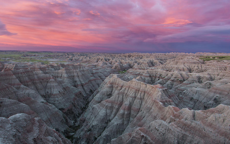 Badlands Sunrise by Eilish Palmer