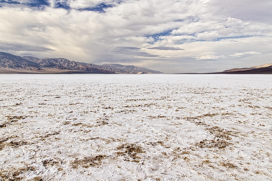 Badwater by Jim Moss