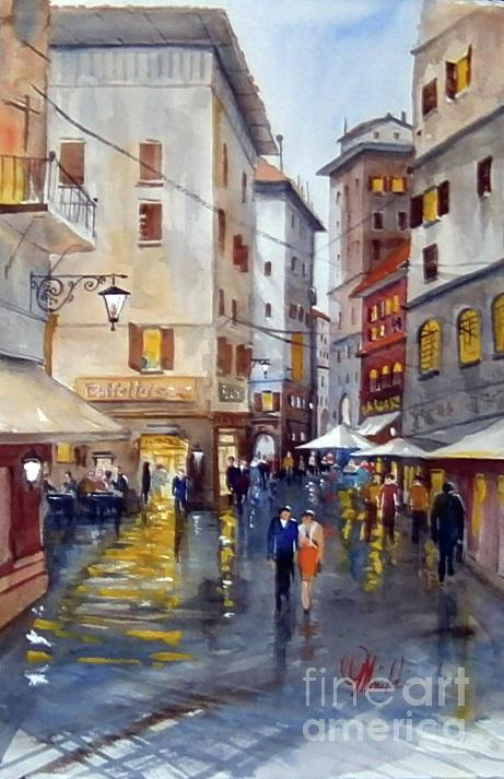 Baffettos Rome by Gerald Miraldi
