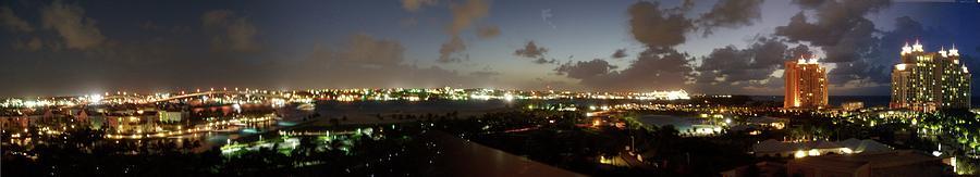 Atlantis Photograph - Bahama Night by Jerry Battle
