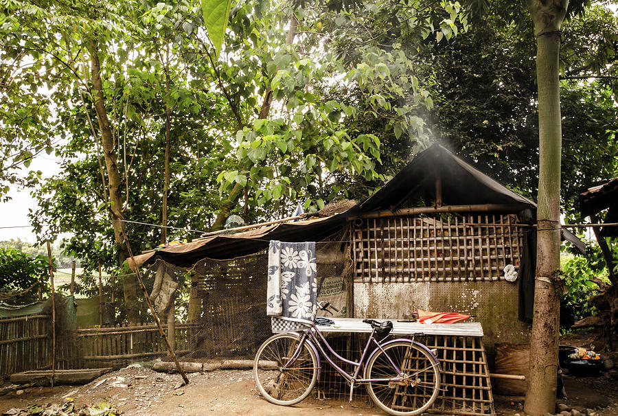 Bahay Kubo Photograph by Sayaka Aira Espiritu