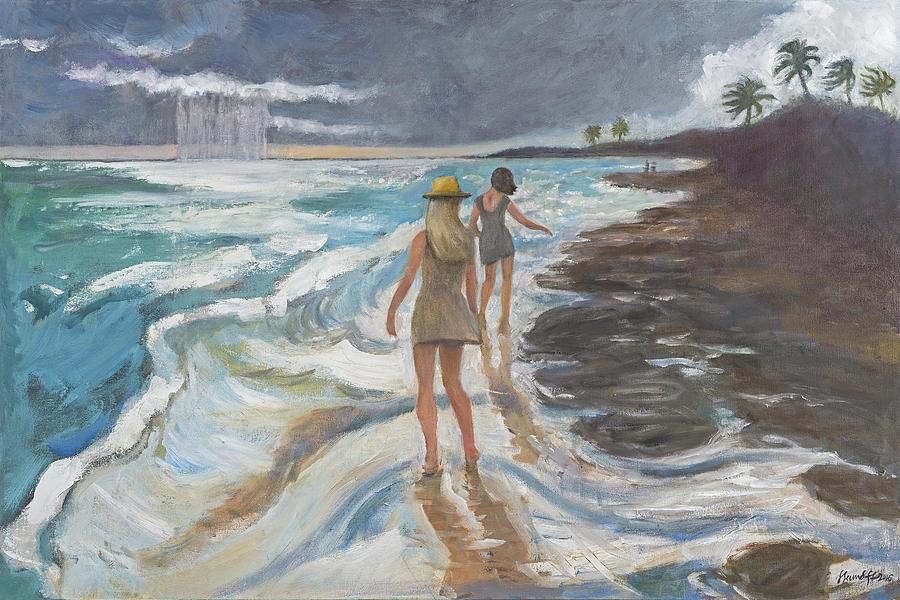 Bahia Honda Beach by Laura Lee Cundiff