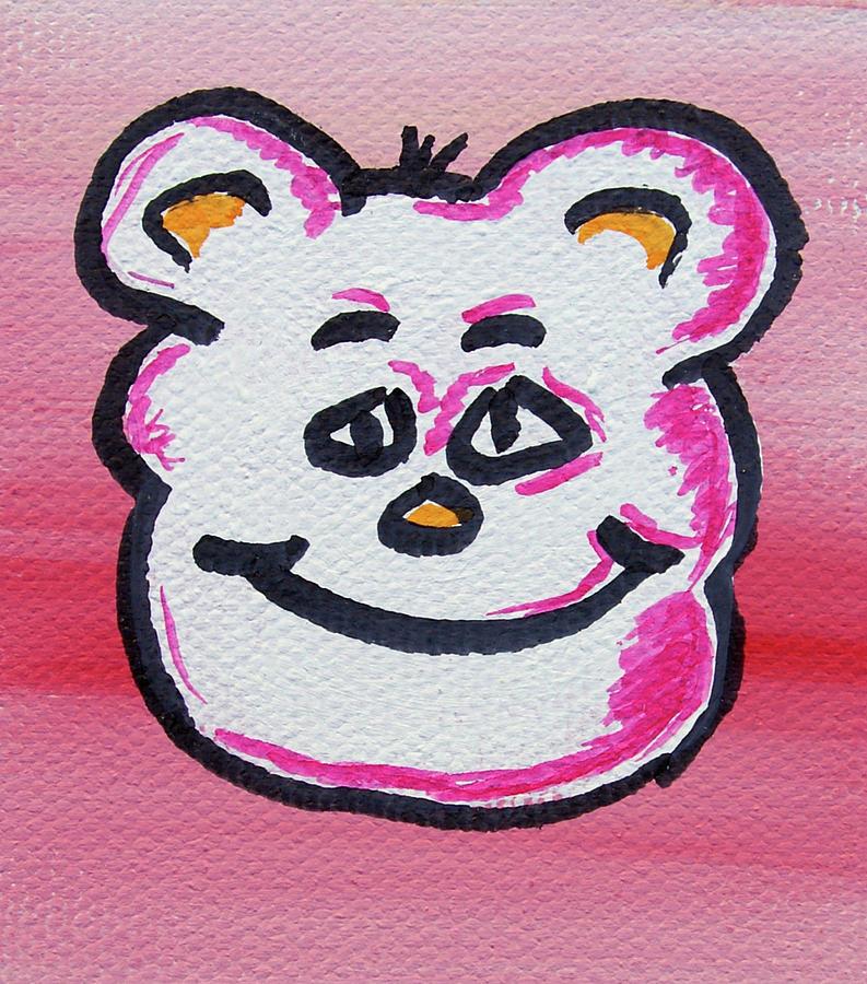 Bailey Painting - Bailey by Jera Sky