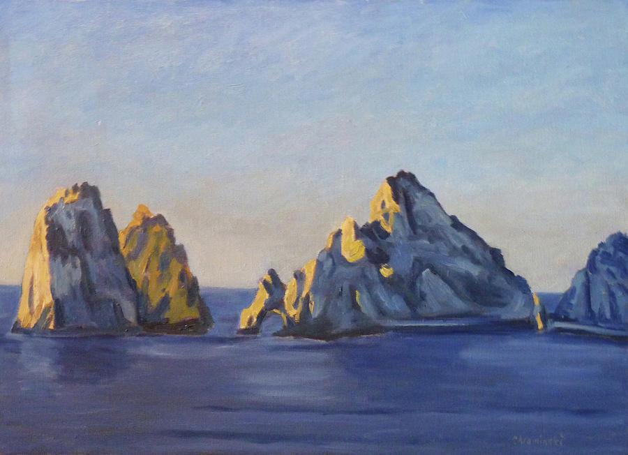 Baja Coast by Stan Chraminski