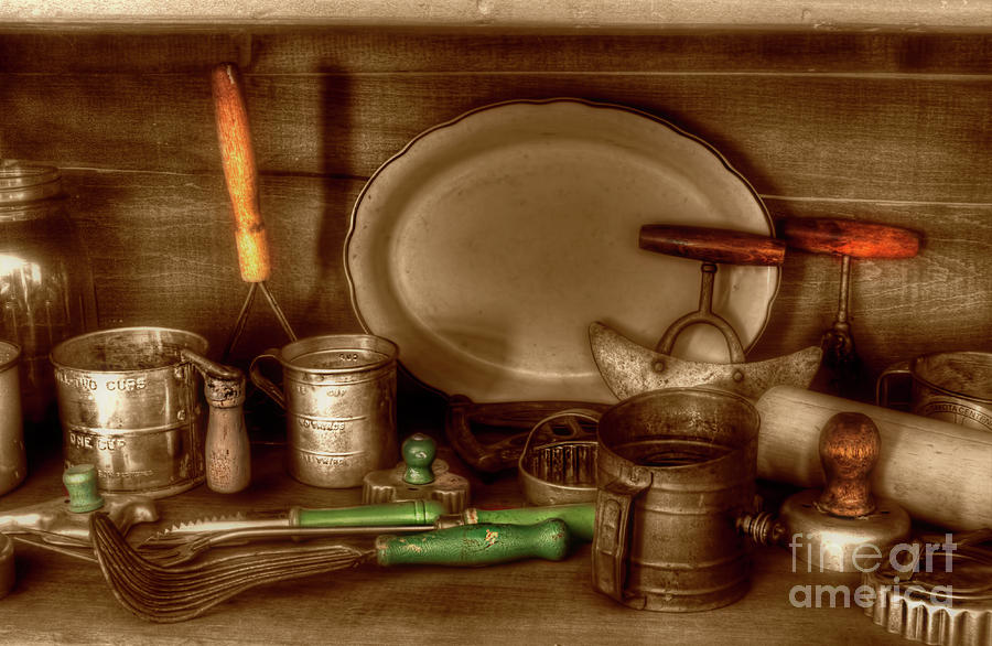Baking Time by Michele Richter