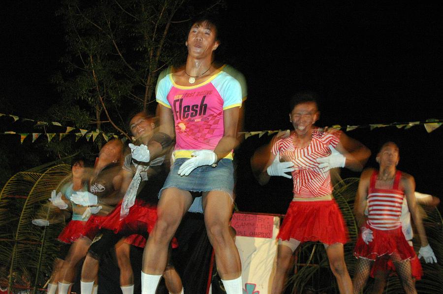Photographer Photograph - Bakla Dance 2 by Jez C Self