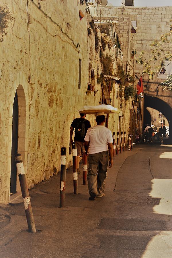 Balance in Jerusalem  by Julie Alison