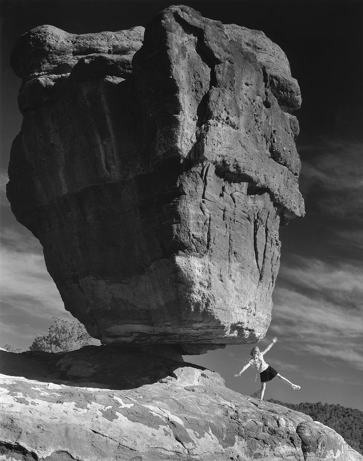 Nature Photograph - Balance by Jim Furrer