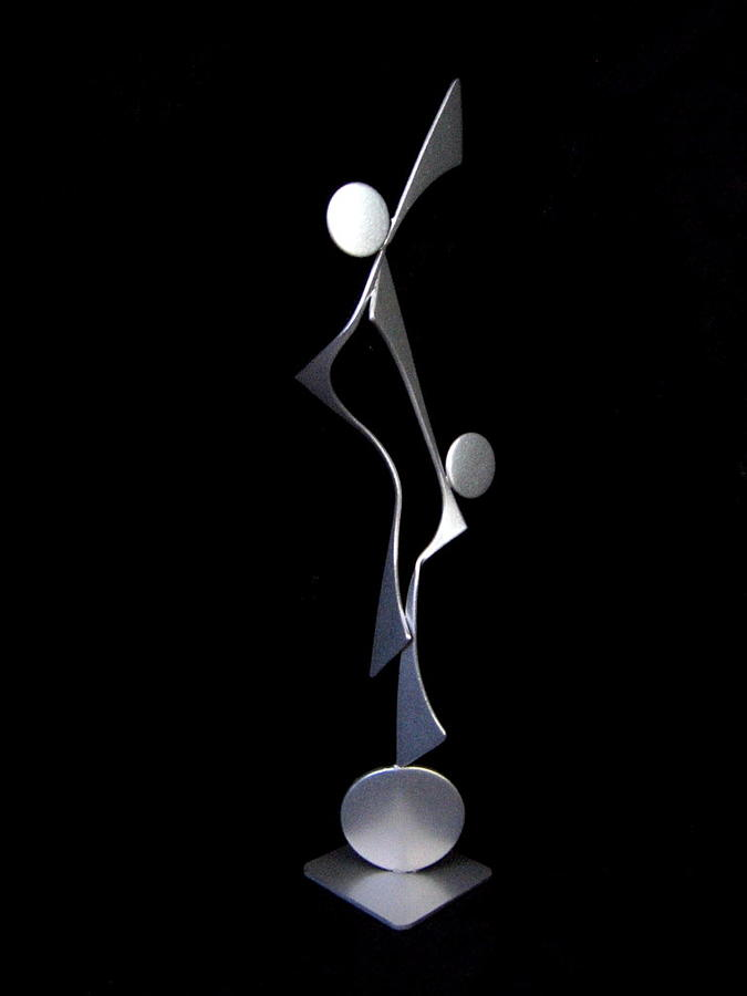 Abstract Sculpture - Balance by Lisa Dionne