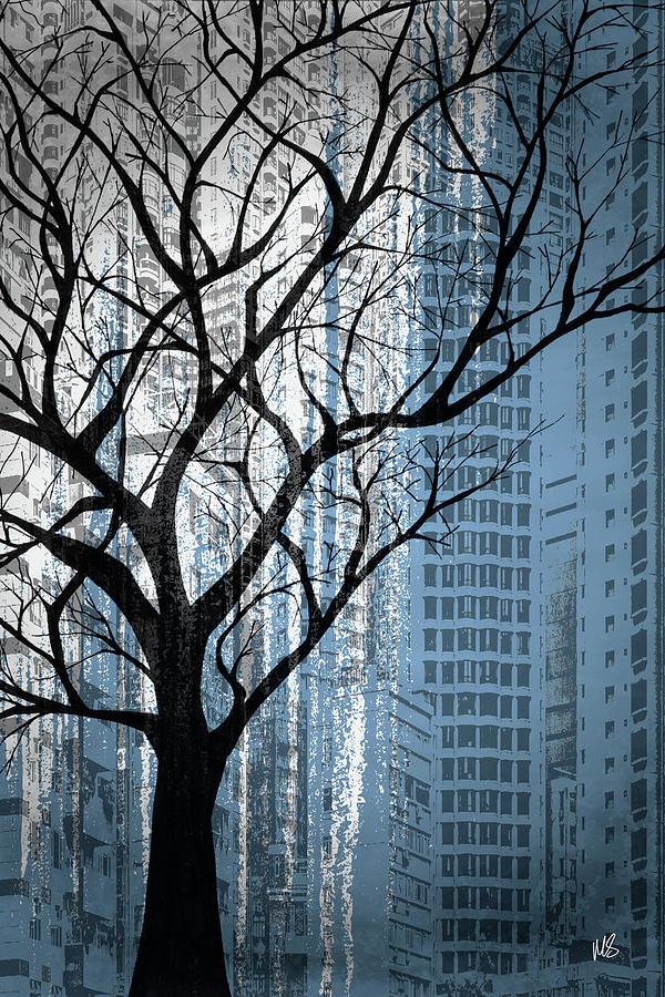 Tree Mixed Media - Balance by Melissa Smith