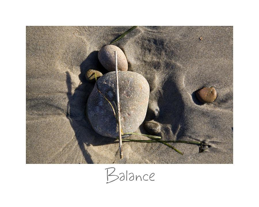 California Photograph - Balance by Peter Tellone