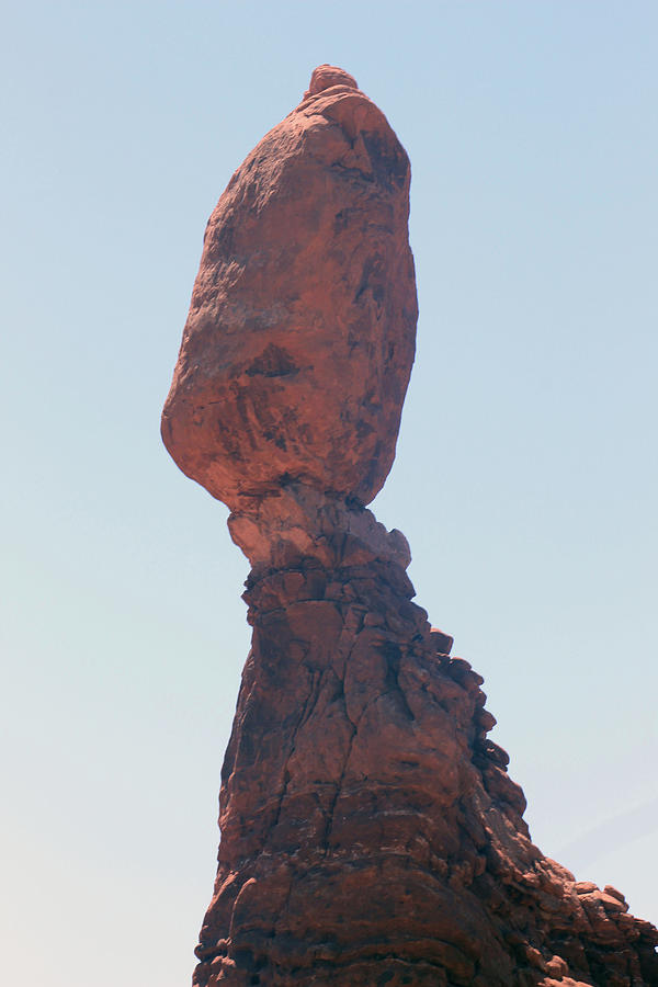 Balance Rock by Jodi Vetter