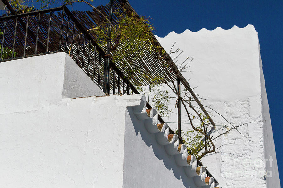 Balcony In Andalusia Photograph