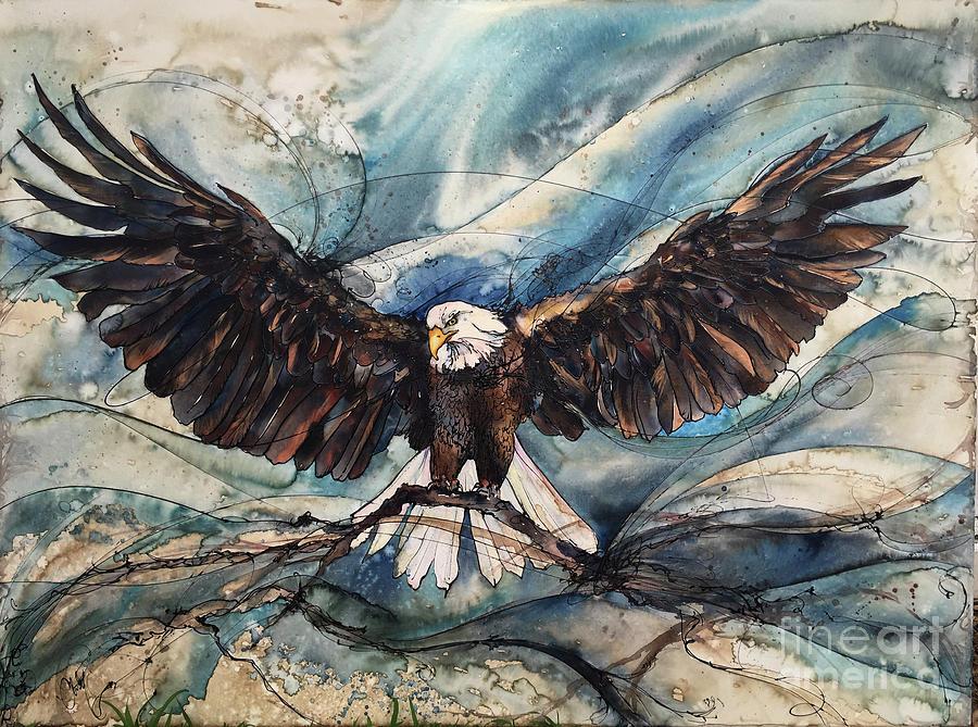 Bald Eagle by Christy Freeman Stark
