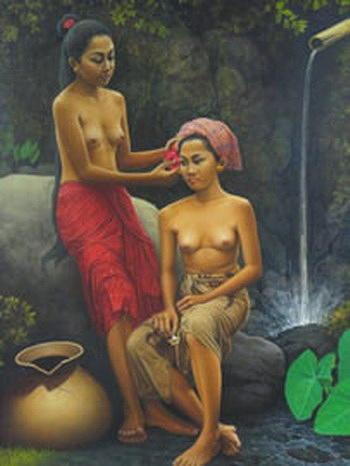 from Vaughn hot nude balinese girls