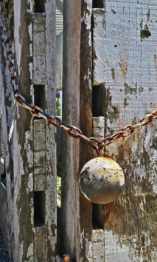 Ball and Chain by George D Gordon III