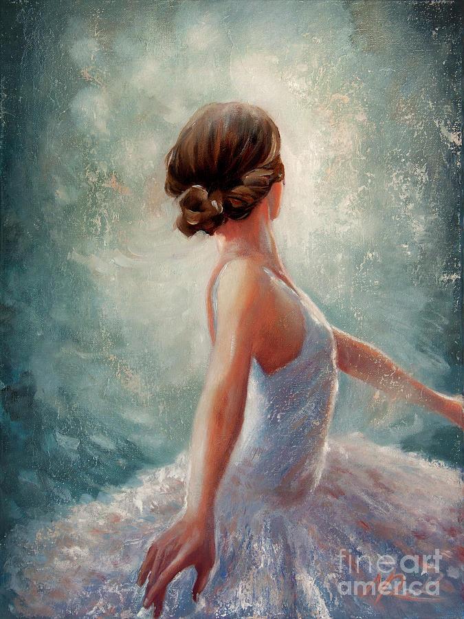 Ballerina Dazzle by Michael Rock