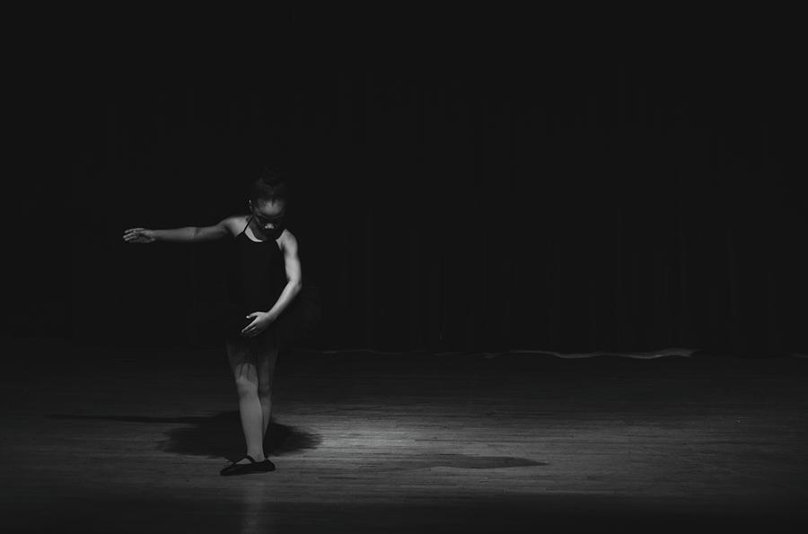 Ballerina Photograph - Ballerina by Lee Almonacy