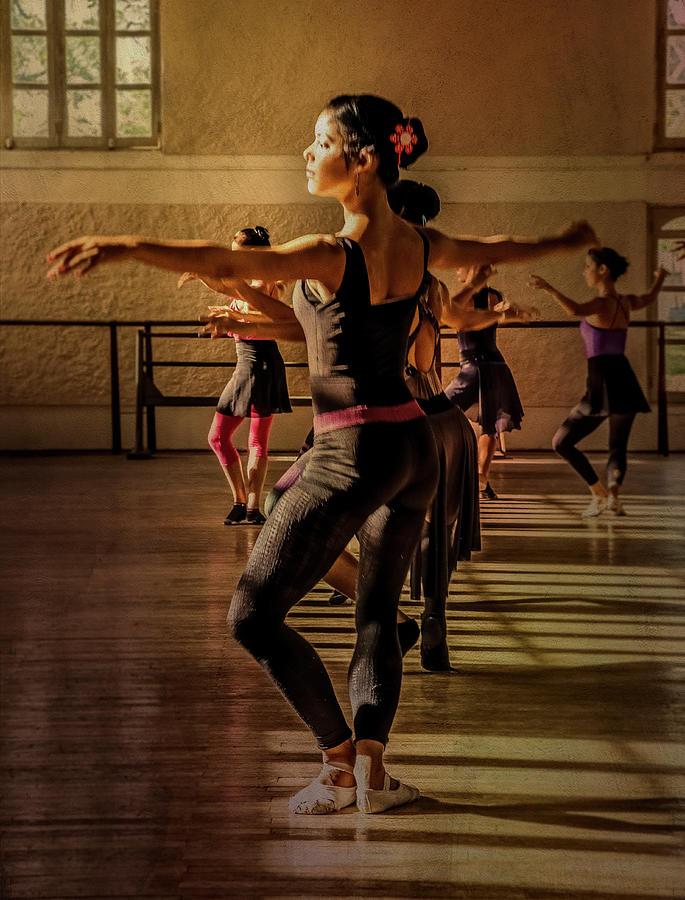Ballerina by Lou Novick