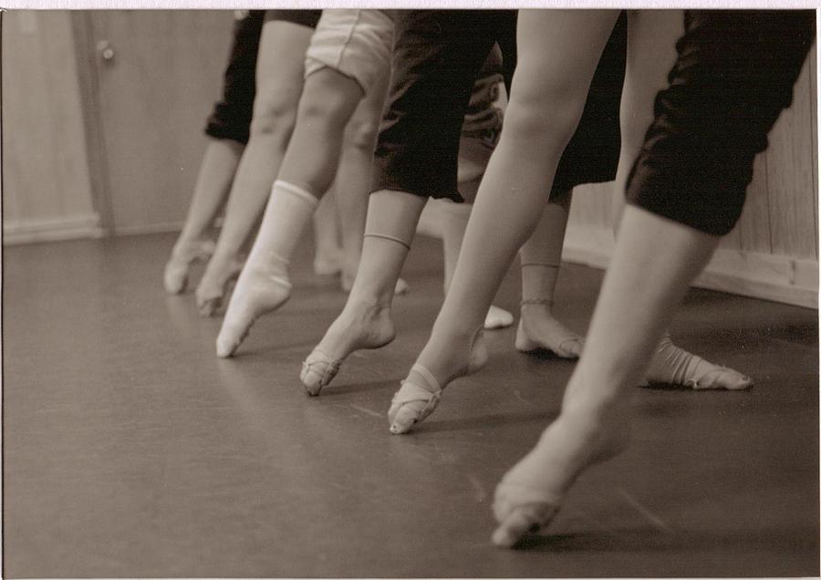 Ballet Bar Photograph by Kristen Baker