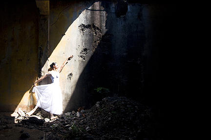 Ballet Dancer Photograph - Ballet Dancer4 by George Cabig