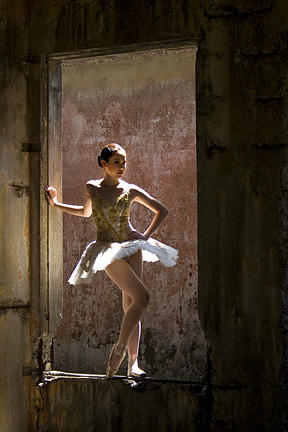 Ballet Dancer Photograph - Ballet Dancer7 by George Cabig