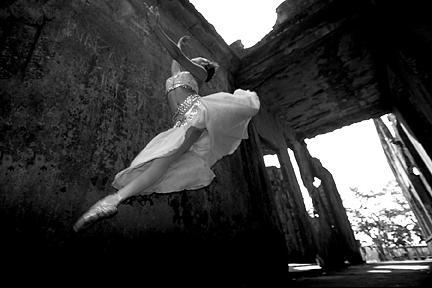 Ballet Dancer Photograph - Ballet Dancer9 by George Cabig