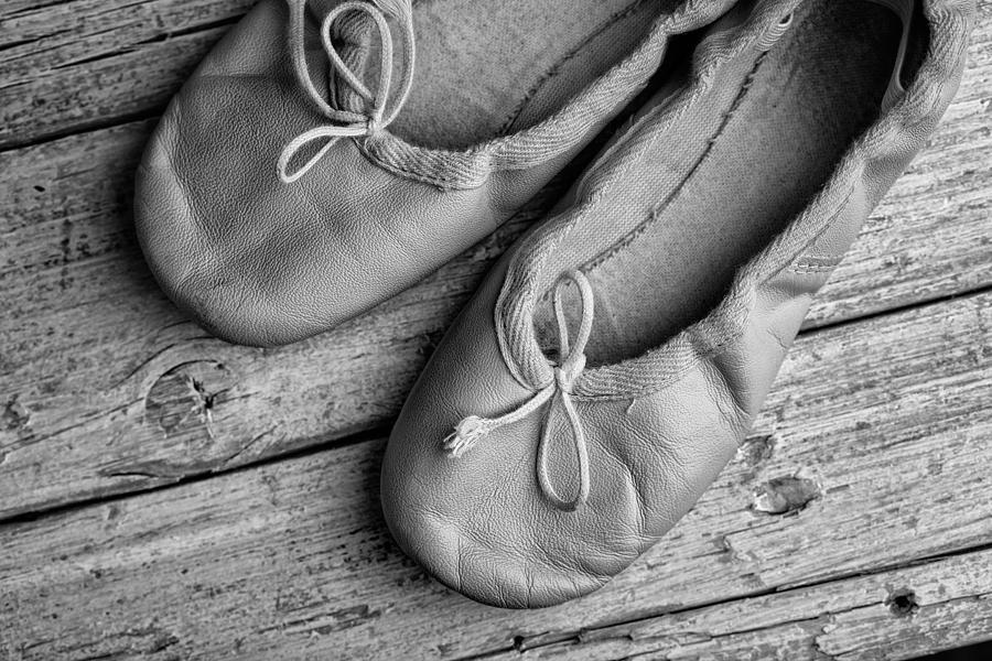 Ballet Shoes Photograph