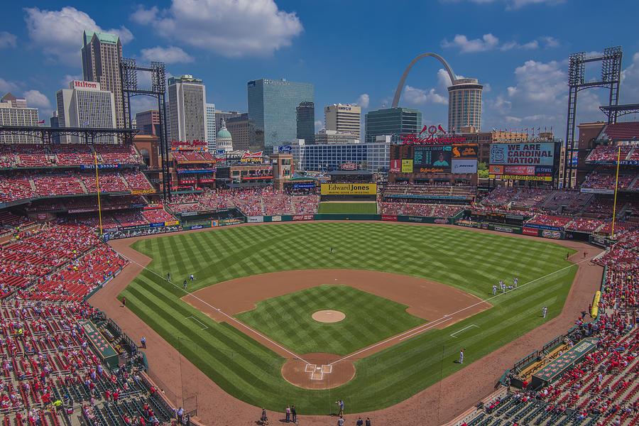 Detroit Baseball Stadium Tour