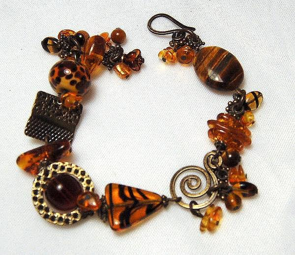Baltic Amber Bracelet Jewelry by Honica