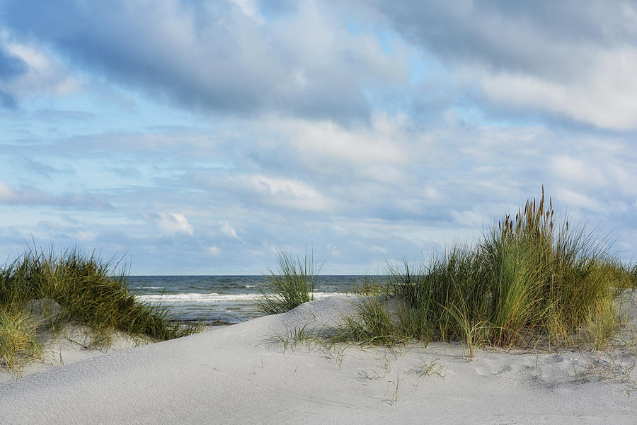Nature Photograph - Baltic Sea by Joachim G Pinkawa