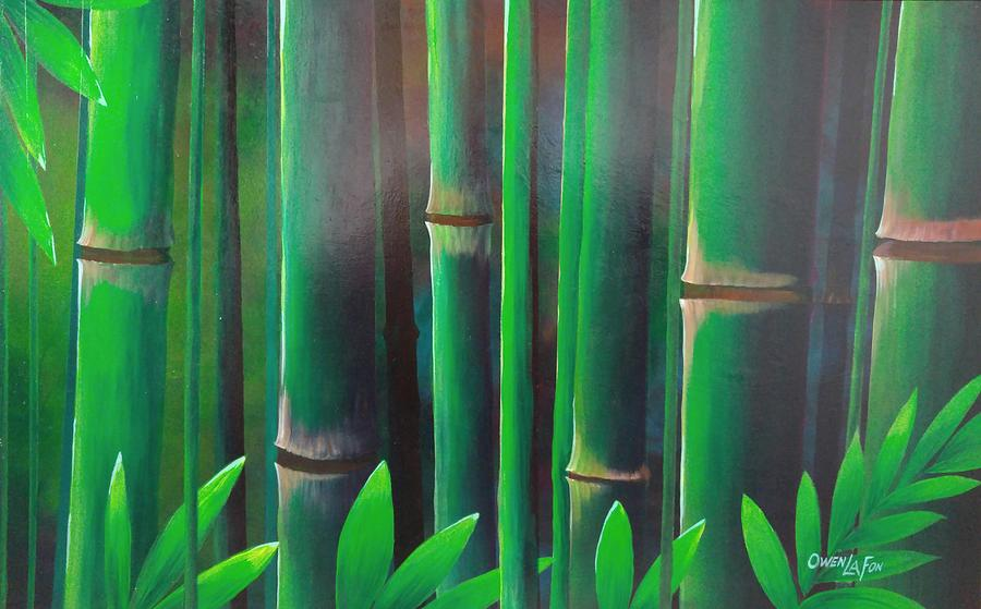 Bamboo  by Owen Lafon