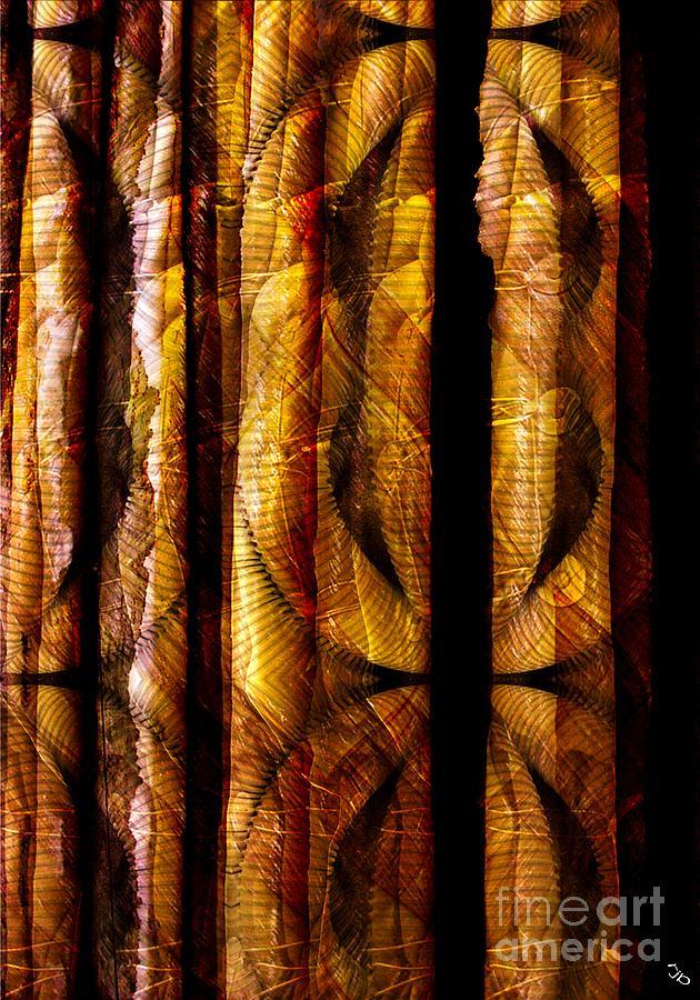 Bamboo Digital Art - Bamboo by Ron Bissett